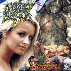 OXIDISED RAZOR ...Carne...Sangre 2003 CD